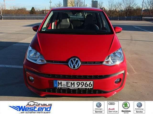 Volkswagen, up!, Navi