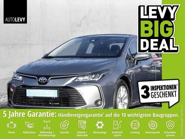 Corolla, 1.8 Hybrid Limousine *Safety Sense*