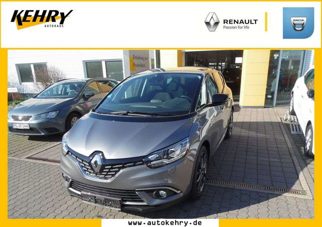 Renault, Scenic, TCe 140 GPF LIMITED Deluxe