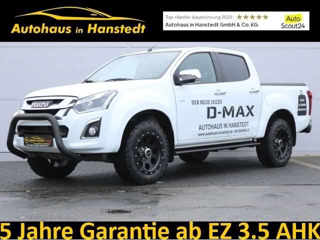 D-Max, 1.9 Diesel Double Cab Custom 4x4 3.5T AHK Delta Al