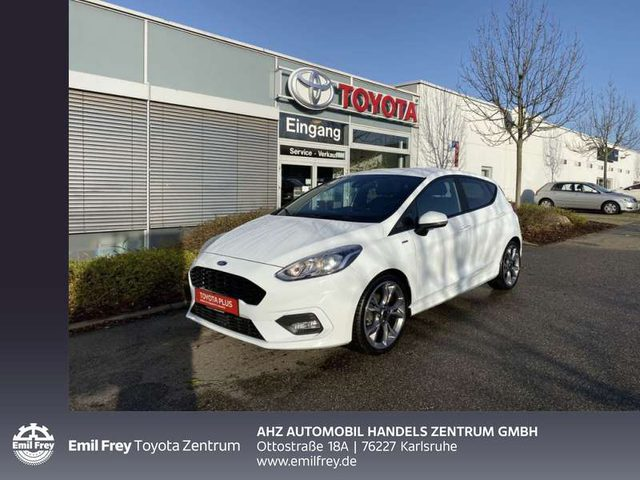 Ford, Fiesta, 1.0 EcoBoost S&S ST-LINE