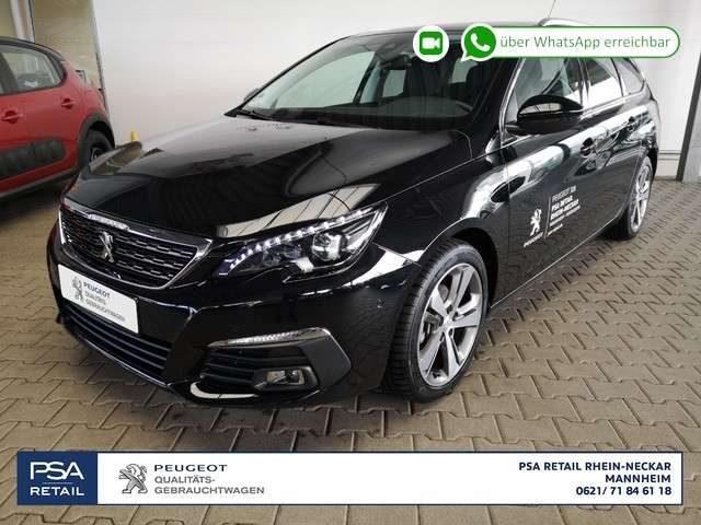 Peugeot, 308, SW Allure HDi130 Automatik *Navi *Glasdach *Kamera