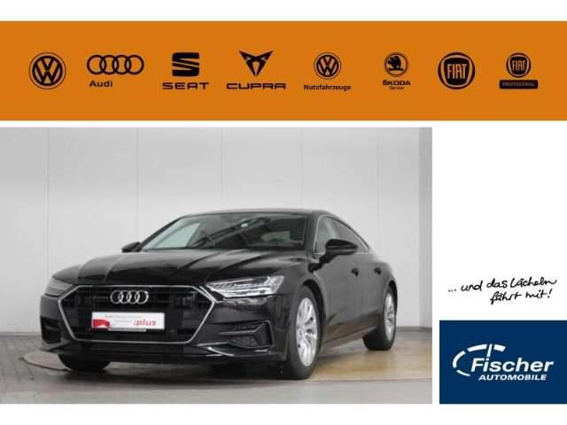 A7, Sportback 50 TDI qu. Tip. Leder/P-Dach/LED