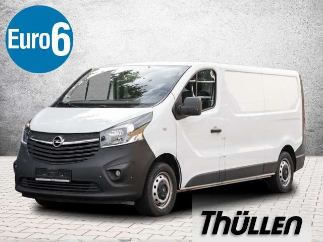 Opel, Vivaro, Kastenwagen L2H1 2,9t 1.6 BiTurbo Start/Sto