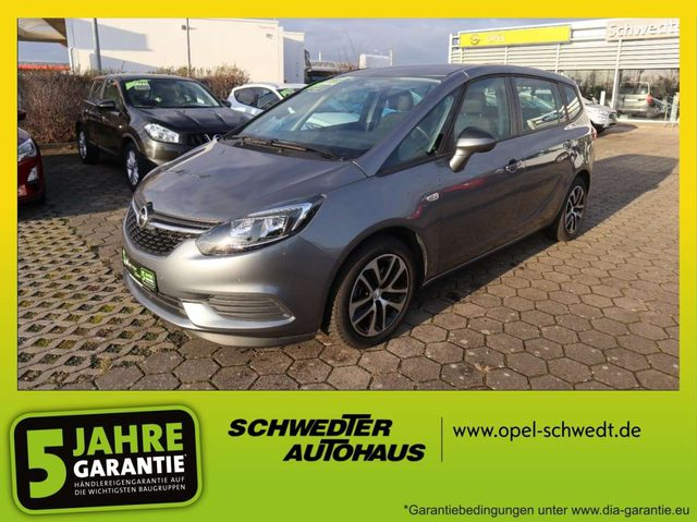 Opel, Zafira, 1.6 Turbo Kamera Sitzh.Bluetooth