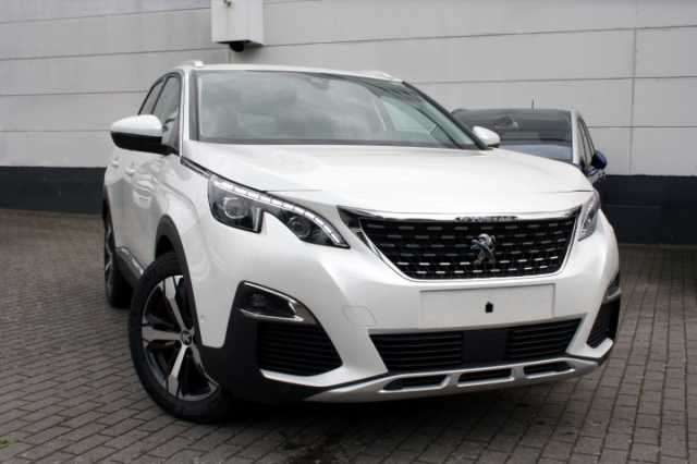 Peugeot, 3008, BlueHDi 180 Stop & Start EAT8 Allure