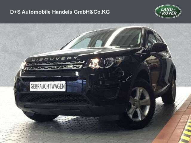 Discovery Sport, TD4 Pure