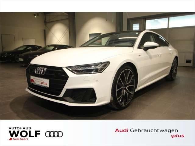 Audi, A7, Sportback 50 TDI quattro Luftfederung ACC