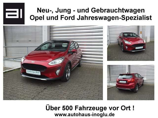 Ford, Fiesta, 1.0 Active Plus Navi/Cam Pano Euro6d-Temp