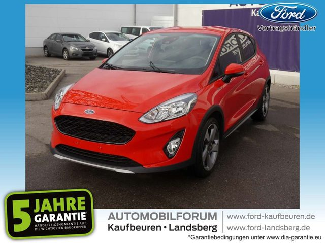 Ford, Fiesta, 1.0 Active Kamera Navi Sitzh. PDC
