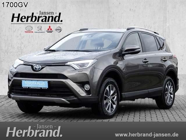 Toyota, RAV 4, 2.5 4x2 Hybrid Comf. *NAVI*SHZ*