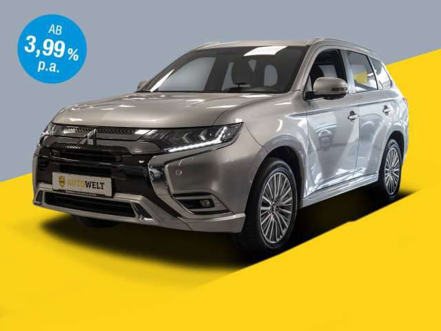 Outlander, Plug-in Hybrid Intro-Ed. LED+Leder+AWR