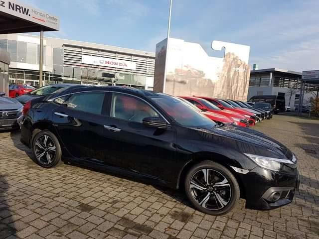 Honda, Civic, 1.6 Elegance|Navi|Rückfahrkamera
