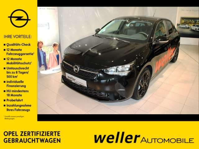 Opel, Corsa, F 1.2 TURBO Edition Rückfahrkamera Sitzheizung
