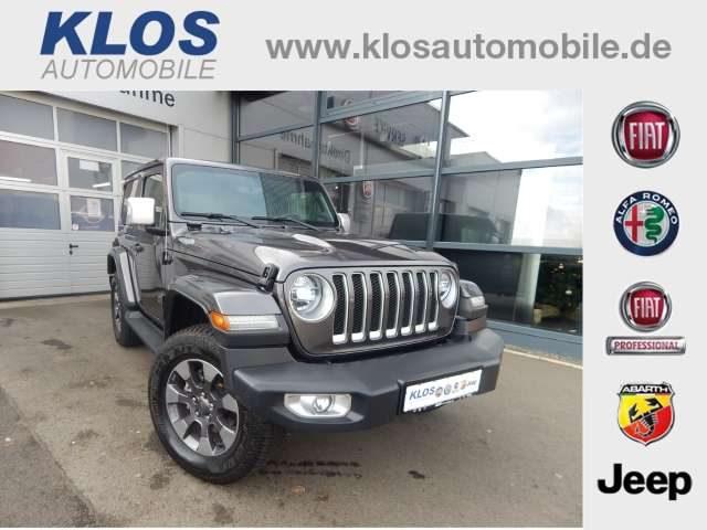 Jeep, Wrangler, 2.2 CRDi SAHARA 339€mtl. NAVI OVERLAND