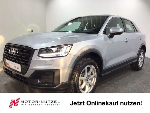 Q2, 1.6 TDI S-TR SPORT 5JG+LED+CONNECTIVITY+AHK