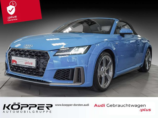 Audi, TT, Roadster 45 TFSI qu. S-tr. 2x S-LINE 1,99% FIN LE
