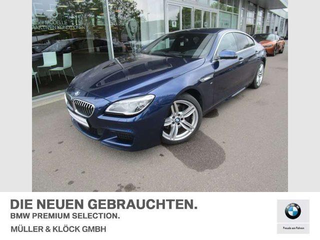 BMW, 640, d xDrive Gran Coupé M Sportpaket Head-Up DAB