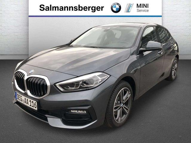 BMW, 116, d Sport Line HiFi DAB LED WLAN Komfortzg.