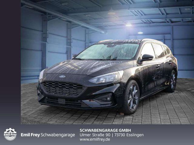 Ford, Focus, Turnier 1.0 EcoBoost ST-LINE *Camera/Navi*