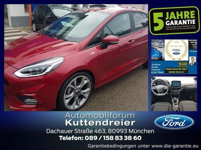 Ford, Fiesta, ST-Line 5t. Euro 6d-TEMP Navi PDC Sitzhei