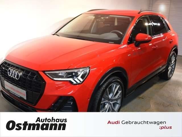 Audi, Q3, 40 TFSI quattro S line LED*NAVI*EURO6