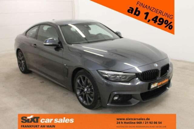 BMW, 420, d M Sport LED Sch|Navi Prof|Leder|Cam