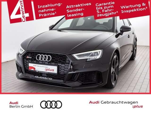 Audi, RS3, 3 Sportback 2.5 TFSI qu.S tr.LED B&O PANO