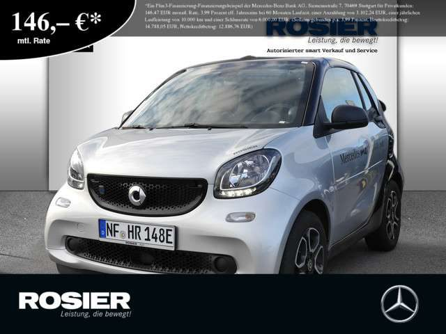 smart, forTwo, EQ cabrio Cool&Media Tempomat Bluetoot