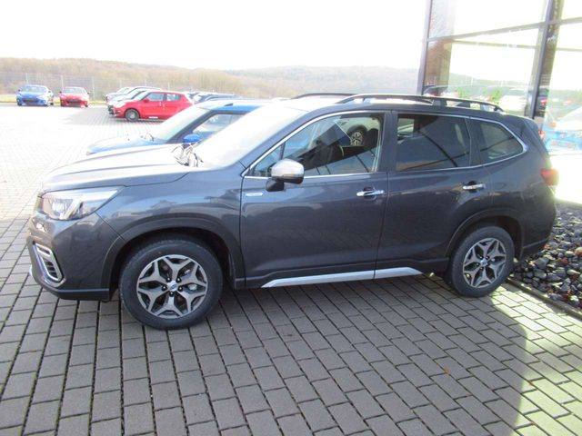 Forester, 2.0X Lineartronic e-Boxer Active