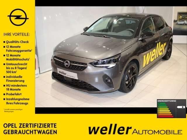 Opel, Corsa, F 1.2 TURBO Elegance Automatik Rückfahrkamera