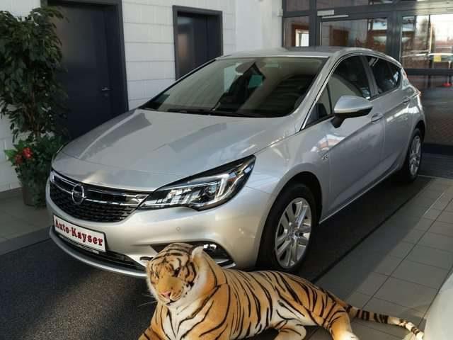 Opel, Astra, Turbo Excite Nur 2tkm *SCHNÄPPCHEN* +Assistenten+S