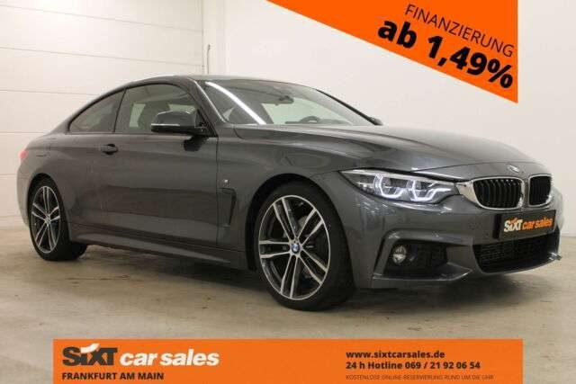 BMW, 420, dA M Sport Navi|Leder|LED Sch