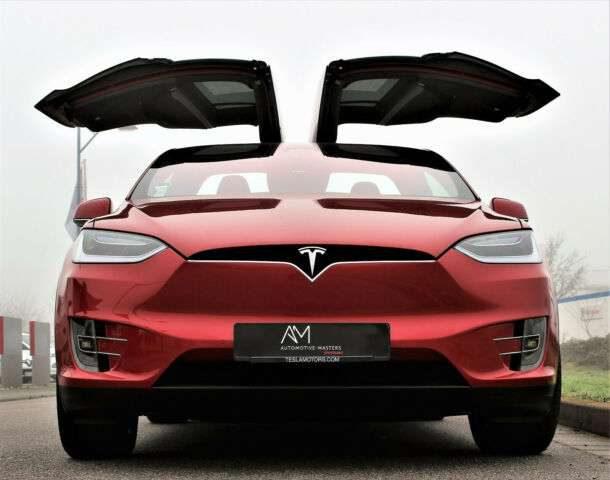 Model X, P90D Premium |Allrad|7-Sitzer|SUC Frei