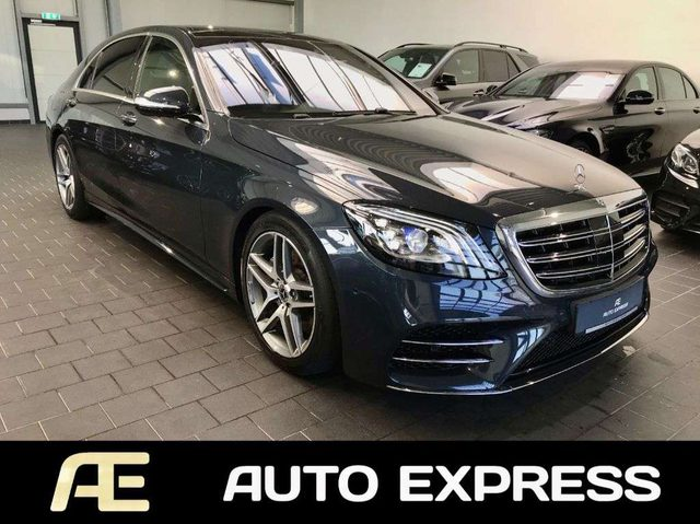 S 400, d L 4M 9G AMG+Standheizung+Distronic+360°