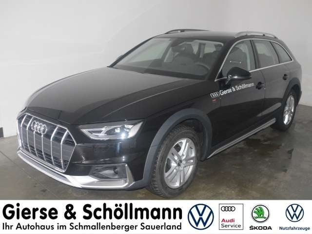 A4 allroad, 40 TDI quattro S tronic Business (LED SHZ)
