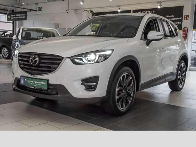 Mazda, CX-5, Sports-Line AWD 2.2 SKYACTIV-D6 Navi Leder+Sitzhei