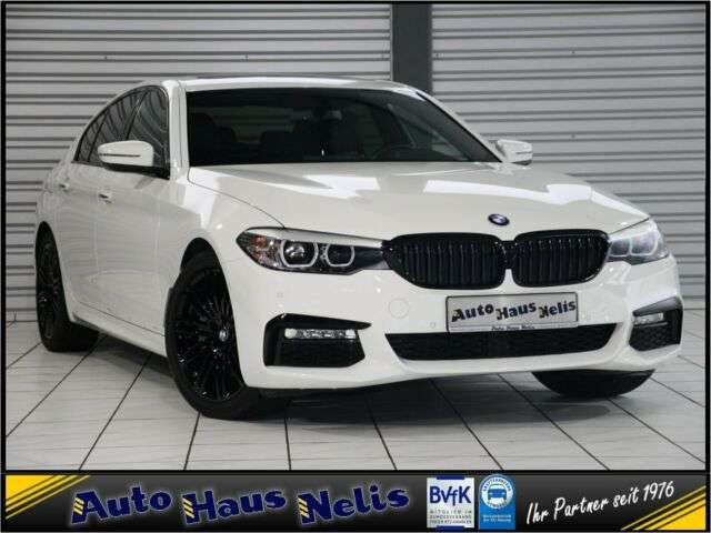 BMW, 530, i M-Sport SHD LED RF-Cam Keyless Navi-Prof.