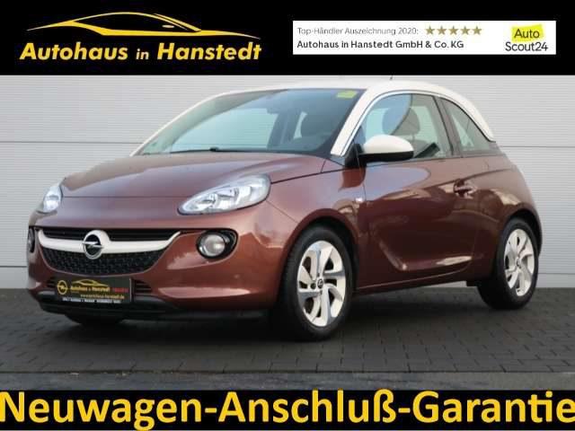 Opel, Adam, 1.0 Turbo Jam Allwetterreifen Winter-Paket 16 Zoll