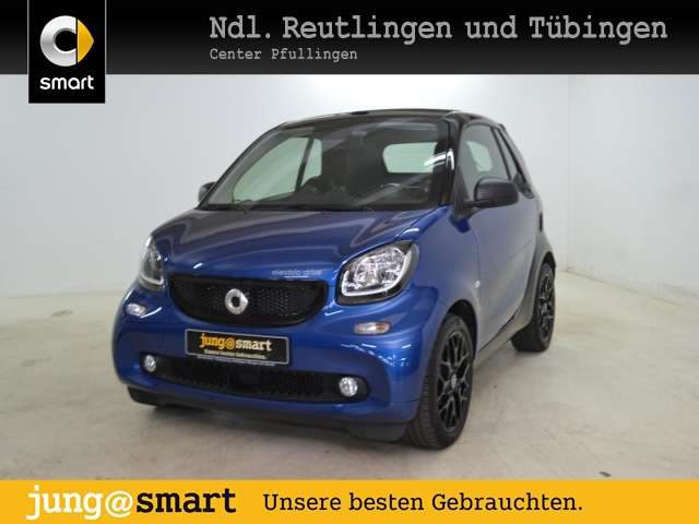 smart, forTwo, cabrio60kWed passion cool&Audio Sport LED