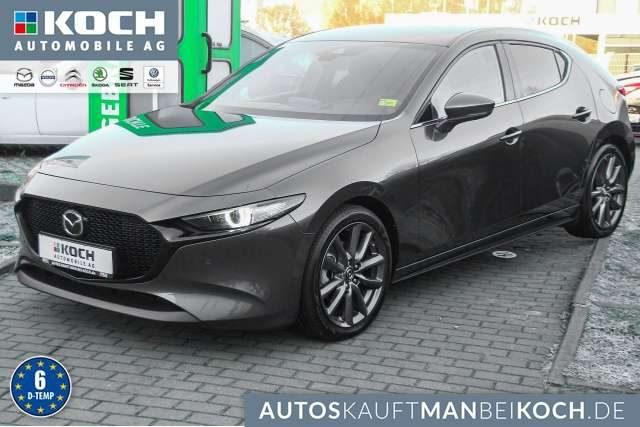 Mazda, 3, S SKY-D 1.8 6GS AL-SEL. A18 DES-P ACT-P BOSE