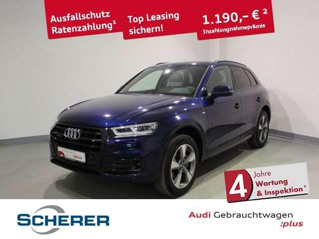 Audi, Q5, SONDERLEASING 378,- 40 TDI qut*S line Sportpak*LED