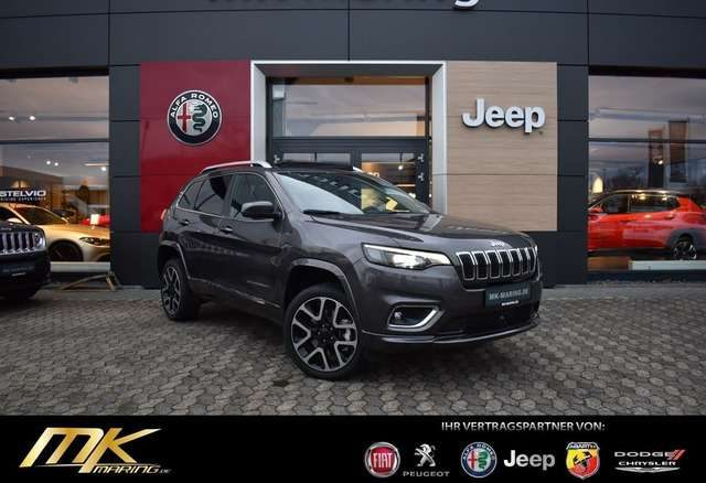 Cherokee, Overland 4WD MY19*NEUES-MODELL*LED*E6D*