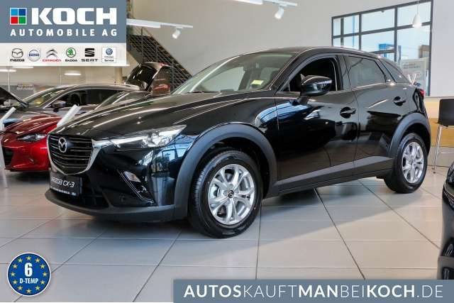 Mazda, CX-3, SKY-G 121PS Exclusive NAV LED PDC SHZ LM
