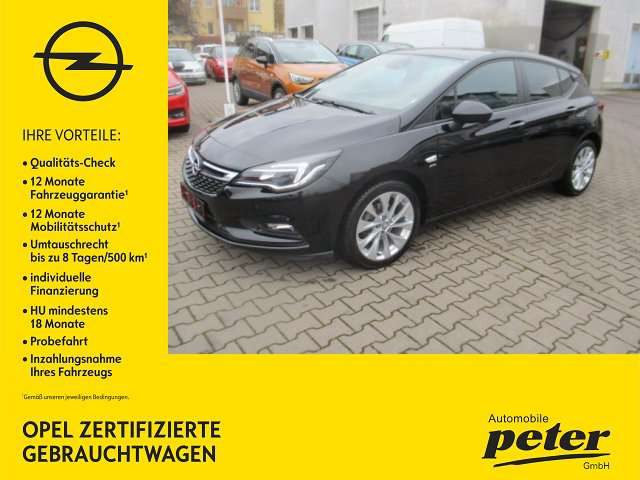 Opel, Astra, K 1.4 Turbo Active