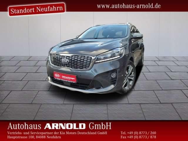 Sorento, 2.2 D 4WD Platinum AHK Navi Panoramadach Klima/BC