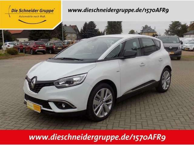 Renault, Scenic, TCe 115 GPF Limited