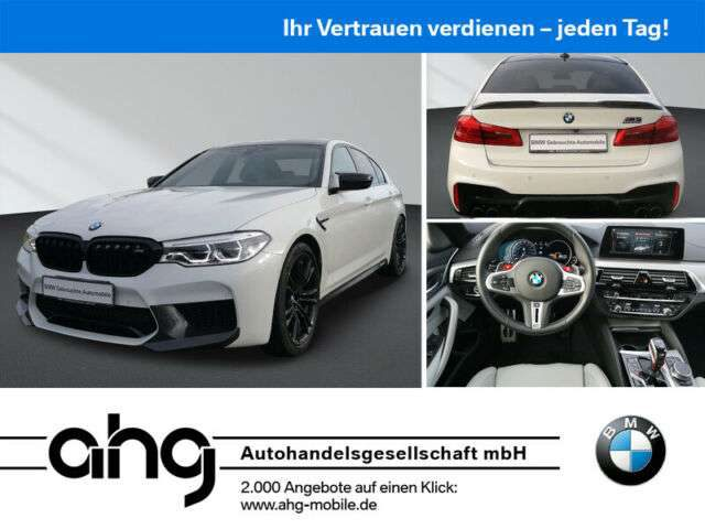 M5, Competition xDrive M Driver's Package Massage