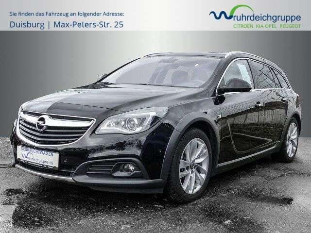 Opel, Insignia, CT 1.6 SIDI +Autom.+AHK+Panorama+