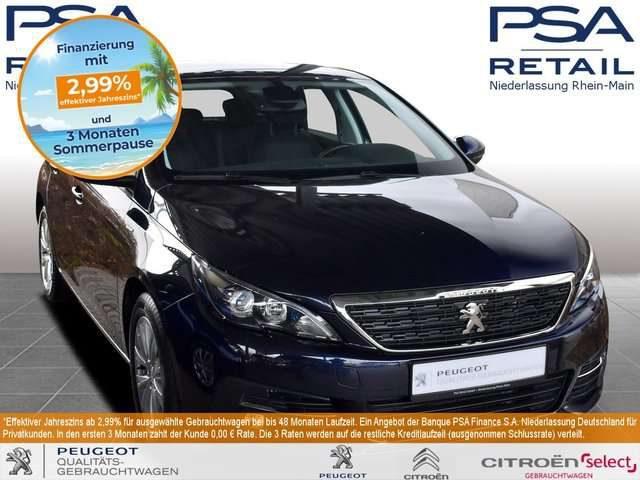 Peugeot, 308, PureTech 130 EAT8 Style *3D- NAVIGATION*